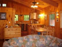 Trails End Guest House - rental cabin